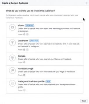 יצירת קהל מעורבות בפייסבוק