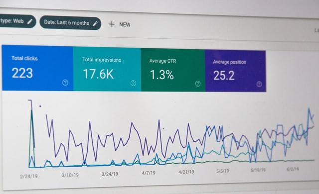 גוגל אנליטיקס לבדיקת מתחרים