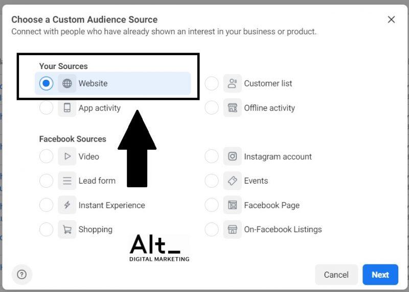 איך מקימים קמפיין רימרקטינג בפייסבוק